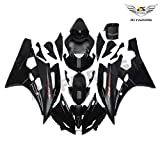 NT FAIRING Black Injection Mold Fairing Fit for Yamaha 2006 2007 YZF R6 New Painted Kit ABS Plastic Motorcycle Bodywork Aftermarket