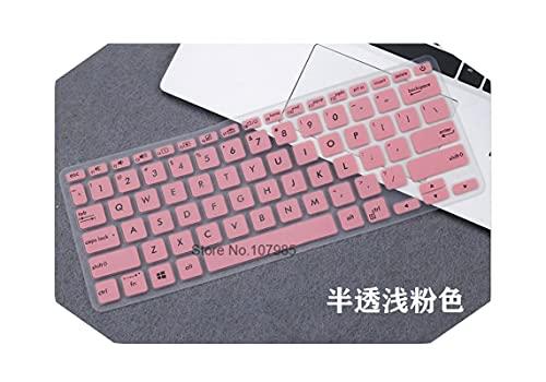 Funda protectora para portátil de 14 pulgadas, para Asus VivoBook 14, 2019, X420UA, X420, X420CA, X420C, X412U, X412UA, X412FA, Adol14F, V4000U-Pink