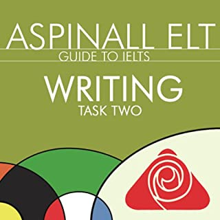 IELTS Writing Task 2 cover art