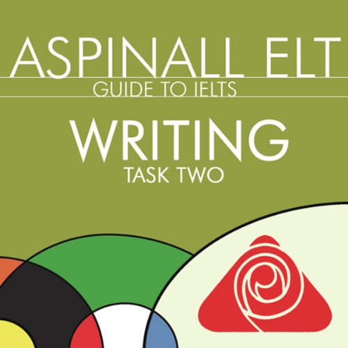 IELTS Writing Task 2 audiobook cover art