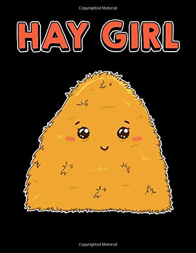 Hay Girl: Cute & Funny Hay Girl Bale Of Hay Pun Pickup Line 2020-2024 Five Year Planner & Gratitude Journal - 5 Years Monthly Calendar & Thankfulness Reflection With Stoic Stoicism Quotes