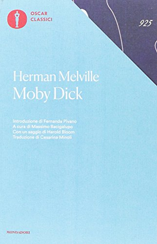 Moby Dick [Lingua Italiana]