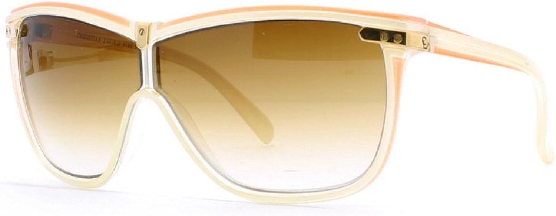 Christian Latour 5511 30 orange and White Authentic Women Vintage Sunglasses