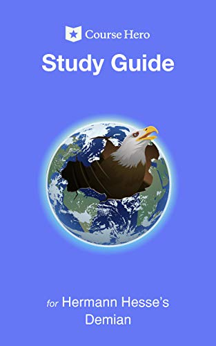 Study Guide for Hermann Hesse's Demian (Course Hero Study Guides) (English Edition)