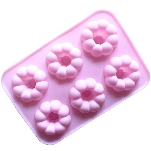 YK.Hapyshop Moules à gâteaux – Moule à muffins 25 x 17,5 x 3 cm Cupcake pain mousse, gelée, chocolat, moule à gâteau, décoration de gâteau