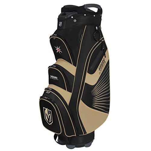 Team Effort Vegas Golden Knights Bucket Ii Cooler Cart Bag