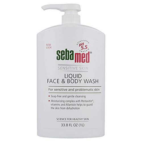 Sebamed Liquid Face And Body Wash 1000ml