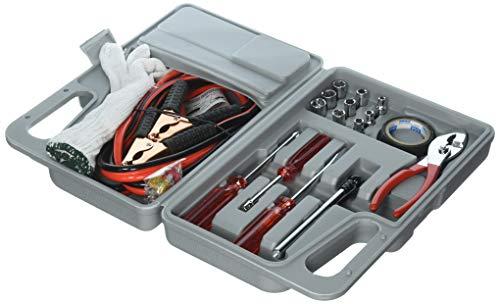 Tank Technology Roadside Emergency Tool and Auto Kit – 30 Piece