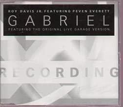 Gabriel [Single-CD] by Roy Davis Jr Featuring Peven Everett