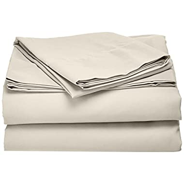 Madison Park 3M Microcell Sheets King, Casual Deep Pocket King Sheets, Khaki Microfiber bed sheets 4-Piece Include Flat Sheet, Fitted Sheet & 2 Pillowcases