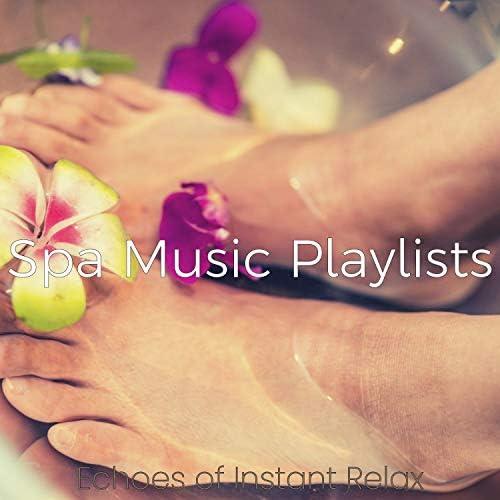 Spa Music Playlists
