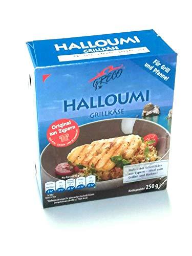 Halloumi Formaggio alla griglia di Cipro 250 g