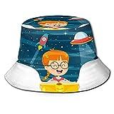 Chapeau de pêcheur Bobs,Illustration vectorielle Livre de Lecture pour Enfants,pour Casquettes de Soleil pour Seau Jardinage Bateau de pêche Chapeau