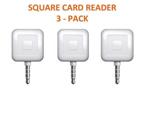3 PACK - Square Card Readers