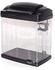 Hailea FC - 200 E 4,5 Litters Black Aquarium Tank