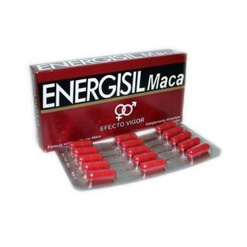 Energisil Maca 30 cápsulas de Pharma Otc