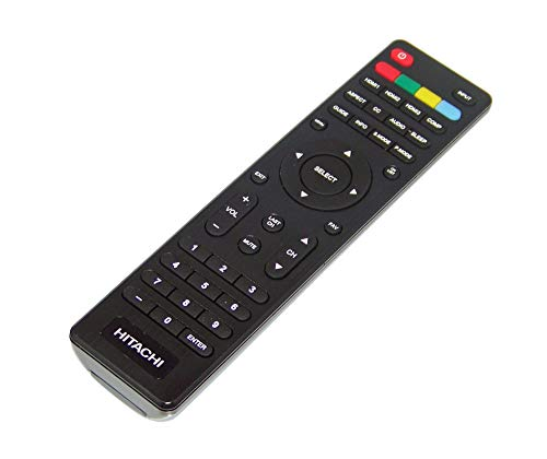 OEM Hitachi Remote Control Shipped with 49C60, 50C60, 55C60