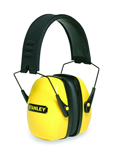 Stanley Leightning L2F Premium Folding Earmuff (RST-63007),Yellow