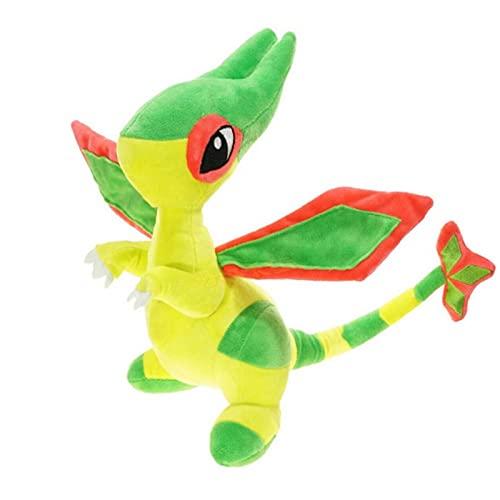 QIER 30Cm Pokemon Flygon Peluche Muñeco De Peluche Regalo para Niño Un Regalo De Cumpleaños para Un Niño