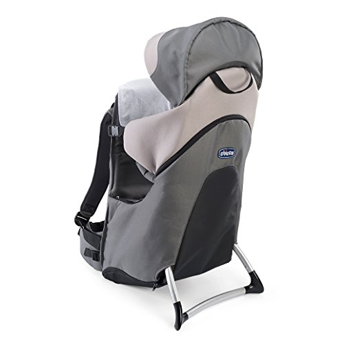 Chicco Dorsal Finder Porte-Bébé Dove Grey