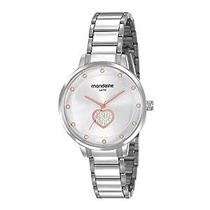 Relógio Mondaine Feminino, 53863L0MVNE2
