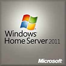 Microsoft Windows Home Server 2011 OEM - 64-bit (10 CALs) [Old Version]