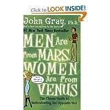 John Gray's Men Are From Mars Women Are From Venus