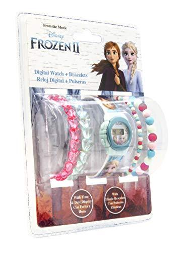Disney Orologio Digitale Automatico Unisex-Bambini con Cinturino in Sintetico 20750
