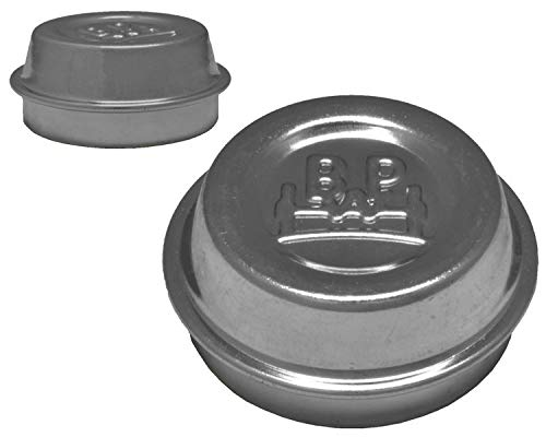 FKAnhängerteile 2 x BPW Radkappe - Fettkappe - Staubkappe Ø 48 mm BPW Nr. 03.211.01.08.0
