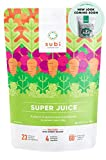Subi | Best Green Superfood | Raw Ingredients: Matcha, Kale, Barley Grass, Spirulina