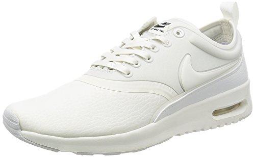 Nike W Air Max Thea Ultra Prm, Scarpe da Ginnastica Donna, Bianco (Summit White), 38.5 EU
