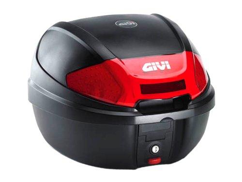 GIVI E300_Noir Top Case E300, 30 L, Schwarz