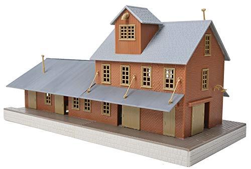 Walthers, Inc. Kit de casa de Carga de ladrillo