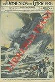 L'incrociatore tedesco Emden distrutto dall'incrociatore australiano Sydney.