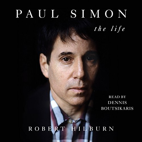 Paul Simon audiobook cover art