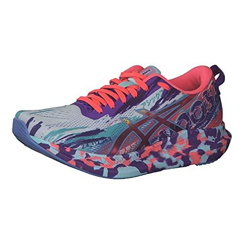 ASICS Noosa Tri 13, Zapatillas de Running Mujer, White Periwinkle Blue, 39 EU