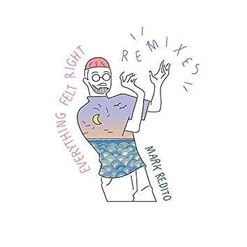 Everything Felt Right Remixes