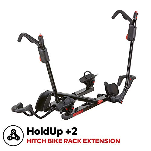 YAKIMA - HoldUp +2 Add On Extension for HoldUp Hitch Mount Tray Bike Rack, Adds 2 Bikes