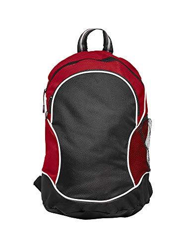 Zaino sportivo Basic Backpack di Clique bicolore con profili