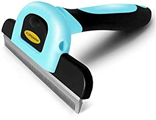 DakPets Deshedding Brush-Dog Hair & Cat Hair Shedding Tool-Effective Grooming Tool..