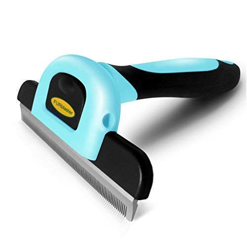DakPets Deshedding Brush for Dogs