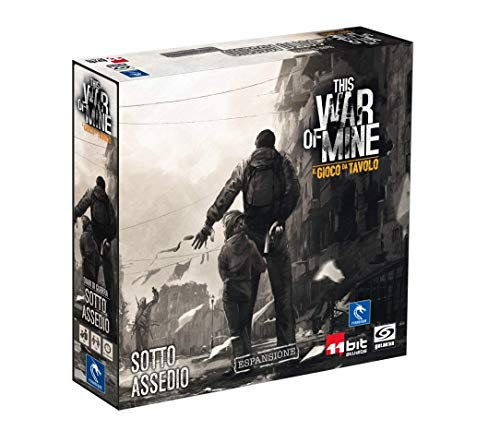 This War of Mine: Sotto Assedio - 0498 ASMODEE ITALIA