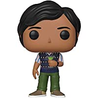 Funko-Pop Vinilo: Big Bang Theory S2: Raj Figura Coleccionable, Multicolor, Talla única (38584)