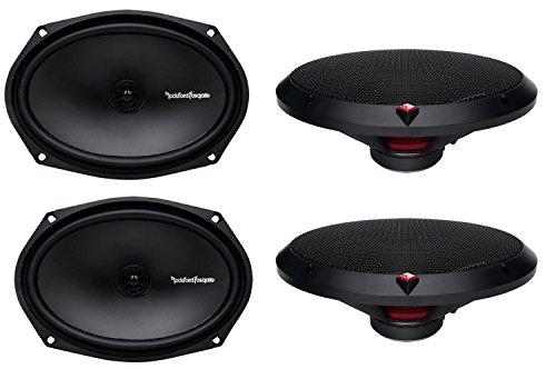 "Rockford Fosgate R169X2 6x9"" 260W 2 Way Car Coaxial Speakers Audio Stereo"
