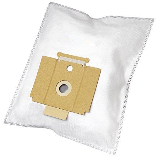 R104MF 5 Sacchetti Filtro Sacco in Tessuto Microfibra per aspirapolvere Rowenta Dymbo, RS Electronic, Super Compact, ZA, ZR, RS Plus, RS Integral, RS Delta Activ - Garantito S&G Group