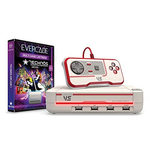 Blaze Evercade Vs Starter Pack +1 Vol White - Electronic Games