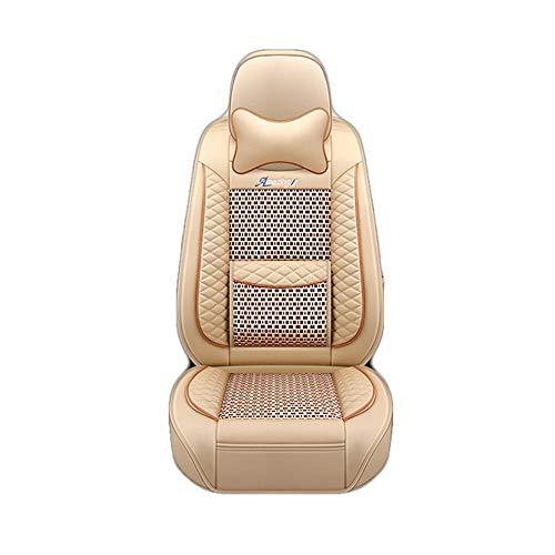 QCZT88 Funda de Asiento de Coche Respirable Four Seasons Universal Compatible con Bentley Continenta
