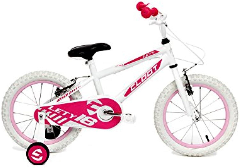 gran selección y entrega rápida CLOOT Bicicletas de Niño-Bicicleta de niña Rueda de de de 16 Lety  auténtico