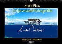 Sea-Pics Unterwasserfotografie (Wandkalender 2022 DIN A3 quer): Unterwasseraufnahmen aus Suedostasien (Monatskalender, 14 Seiten )