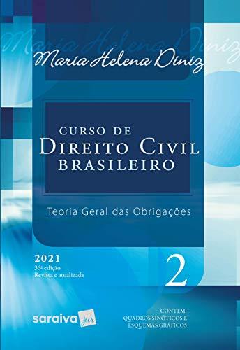 Curso De Direito Civil Brasileiro - Vol. 2 -36ª Edição 2021: Volume 2